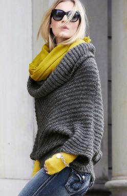 Sweater: Sweaters, Fashion, Style, Outfit, Fall Winter, Color Combination