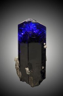 Tanzanite: high vibrating and stimulates your crown, third-eye and throat chakra. This combination of stimulation make it an excellent choice for enhancing your work with spirit communication; amazing for helping you explore and find your true self. This