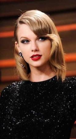 Taylor Swift ♥: Taylor Swift, Oscars, Beautiful, Oscar Award, Fair Oscar, Redlip, Oscar Party