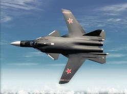 The Sukhoi Su-47 Berkut, also designated S-32 and S-37 during initial development, was an experimental supersonic jet fighter developed by Sukhoi Aviation Corporation.: Manoeuvrability Aircraft, Aircraft Military, Military Aircraft, Berkut High, Airplanes