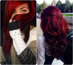 Trending Red Hair looks and Ideas with 613a hair extensions bright red hair colors: Red Hair Color Idea, Bright Red Hair Idea, Different Hair Color, Haircolor, Red Hair Extension, Hairstyle, Hair Style, Awesome Hair Color, Colored Hair Idea