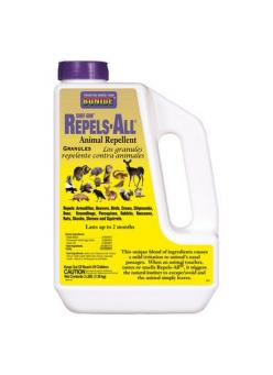 Wonder if it really works.  Repels-All: Repellent Works, Garden Ideas, Pest Repellent, Rabbit Repellent, Repels All Animal, Gardening Ideas, Gardens, Animal Repellent