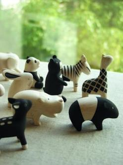 Wood Animals: Inspiration, Wooden Toys, Cute Animals, Animal Toys, Baby, Kids