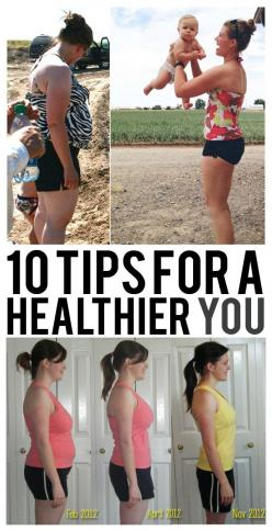 10 Tips For A Healthier YOU!: Health Fitness, Healthy Lifestyle Tips, Diet, Weight Loss, Motivation Workout, Health Tips, Healthier Lifestyle, Weightloss, 10 Tips