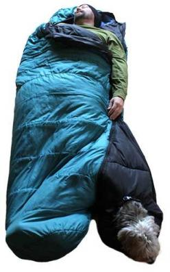 12 cool dog camping gear gadgets for bringing Fido along: Dog Camping, Barkerbag, Outdoors Camping, Pet, Camping Gear For Dogs, Backpacking Sleeping Bags, Bag Attachment, Camping Sleeping Bag, Dog Sleeping Bag