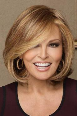 15 Bob Hairstyles for Women Over 50: Blonde, Lace Front, Hairstyles, Hair Styles, Color, Wigs, Raquel Welch, Welch Wig