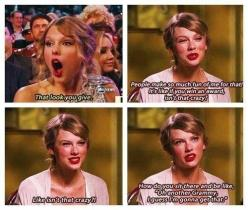 """oh... another Grammy."" She's soooooo wonderful: Taylor Swift, Face, Swiftie, Tayswift, Tswift, Taylors, Taytay"