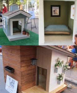 6 Awesome Dog Houses: Awesome Dogs, Doghouse, Dog Houses For, Dogs House, Animal House, Awsome Dog House, Doggy House, Awesome Dog Houses, Pet House