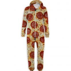 A Pizza Belovesie jumpsuit from Beloved Shirts. When a pepperoni pizza slice just doesn't cut it.: Fashion, Style, Clothes, Pepperoni Pizza, Christmas, Pizza Belovesie, Things, Closet