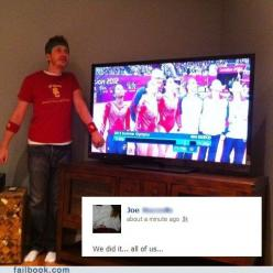 A Win for AMERICA-this dude so into it!  lol!: Giggle, Stuff, Olympic Humor, Guy, Olympics, Funny, Hilarious, Friend
