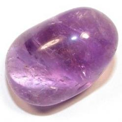 Ancient Egyptians used the amethyst guard against guilty and fearful feelings. It has been worn as protection from self-deception. The amethyst has long been used to open the spiritual and psychic centers, making it one of the power stones.  Energies: Pow
