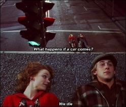 "Be adventurous and try new things, even if they seem a little scary at first. | 34 Lessons ""The Notebook"" Taught Us About Love: Film, Movies Tv, The Notebook, Favorite Movies, Notebooks, Funny, Thenotebook, Movie Quotes, Things"