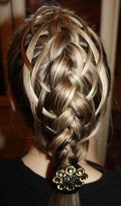 Braided ponytail | Kenra Professional. Braided Hairstyles.Ponytail: Hair Ideas, Hairstyles, Hair Styles, Makeup, Beautiful, Braids, Beauty