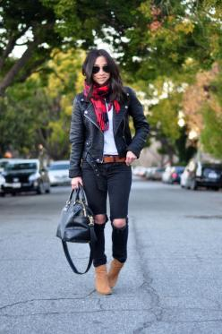 Buffalo Check: Fashion Accessoires, Chic, Street Style, Casual, Hair Style, Fall Outfit, Buffalo Check