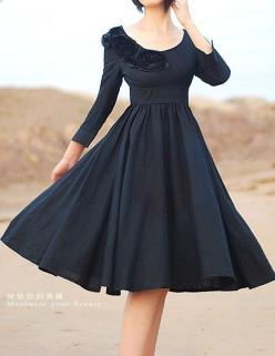 classy: Fashion, Dressy Dresses, Style, Sleeve, Little Black Dresses