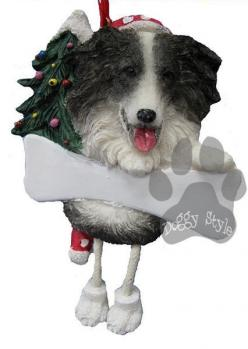 Dangling Leg Border Collie Christmas Ornament http://doggystylegifts.com/products/dangling-leg-border-collie-christmas-ornament: Collie Dangling, Border Collies, Dangling Leg, Cuddly Collies, Collie Christmas, Leg Ornament, Christmas Ornament, Leg Border