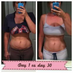 For after baby: 30 Day Ab Challenge.  It only takes about 15 mins a night.: Ab Challenge Results, Weight Loss, Post Baby Ab, 300 Abs, Work Out, After Baby Workout, 30 Day Abs