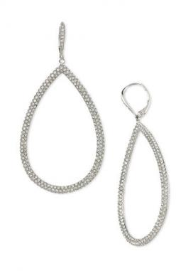 Free shipping and returns on Nadri Pavé Open Teardrop Earrings at Nordstrom.com. Sparkling crystals cover open teardrops on a sophisticated pair of drop earrings.: Open Teardrop, Earrings Nordstrom, Teardrop Earrings, Open Earrings, Pave Open