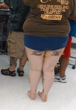 Fuck Me - Stay Classy People of Walmart - Sexy Tattoos Fail - Funny Pictures at Walmart: Tattoo Fails, Funny Shit, Funny Pictures, Tattoos, Tattoo'S, Wtf, Epic Proportions, Walmart, People