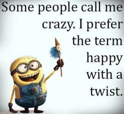 Funniest Minions Quotes Of The Week - June 1, 2015: Minion Quote, Crazy Funny Quote, Funny Minion, Brain, Funny Quotes Minion