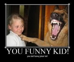 funny kid 25 Funny Dog Pictures With Captions: Animals, Dogs, Funny Stuff, Funnies, Funny Animal, Funny Kids
