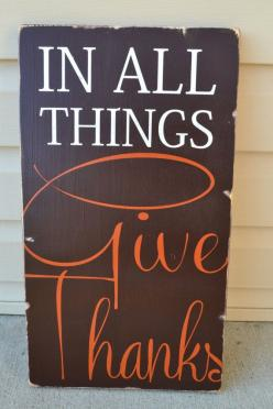 give thanks fall signs fall decor typography word art brown and orange home decor housewarming porch decor distressed wood sign hand painted...: Fall Wood Sign, Fall Signs, Happy Fall Sign, Givethanks, Fall Porch Sign, Distressed Wood Signs, Thanksgiving