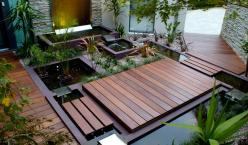 H2O Designs–a Melbourne company that specializes in the custom design and production of dynamically designed water features, planter boxes, and outdoor seating for rooftop gardens, balconies, and courtyards.: Garden Ideas, Garden Design, Water Features, O