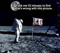 Hahaha!  It took me a minute but too funny. Fail!: Funny Pictures, Funny Stuff, Funnies, Humor, 10 Minute, The Moon