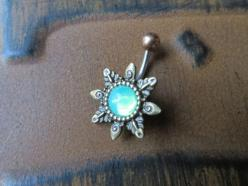 Hey, I found this really awesome Etsy listing at https://www.etsy.com/listing/207676816/mint-green-opal-starburst-belly-button: Belly Button Peircing, Unique Belly Button Ring, Starburst, Cute Belly Ring, Belly Button Piercing, Bellybutton Piercing, Opal