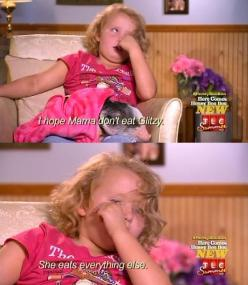 Honey Boo Boo: Honey Booboo, Giggle, Boo Boo, Honeybooboo, Quote, Funny, Boo Child