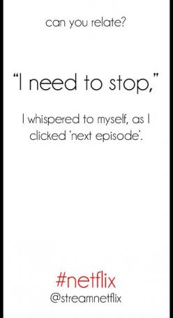 I've recently become the slightest bit obsessed with Breaking Amish: Giggle, Go To Sleep, Sotrue, So True, Funny Stuff, Doctor Who, Netflix Addiction, Once Upon A Time