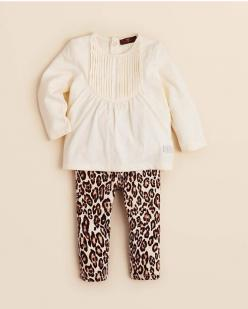 I can't believe I just found this '7 For All Mankind' outfit I've been obsessing over at Marshalls!: Baby Girls Clothes, Cheetahs, Baby Girl Outfits, Babygirl, Girl Cheetah, Fall Outfits For Baby Girls, Girls Babyclothes, Infants, Infant G