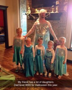 I don't know what to say. xD: Stuff, Funny, Things, Dad Level, Dads, Elsa, Parenting