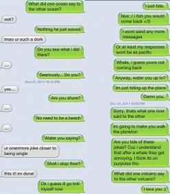 I have the sense of humor of a 10 year old...so this is hilarious to me.: Funny Texts, Giggle, Quote, Funny Stuff, Humor, Funnies, Things