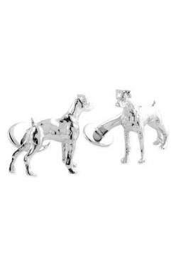 I love these...it would be like Chloe was at our wedding, too!!   #nordstromweddings: Gift, David Donahue, Boxer Cuffs, Silver Boxer, Boxers, Boxer Sterling, Cuff Links, Donahue Boxer, Sterling Silver Cuff