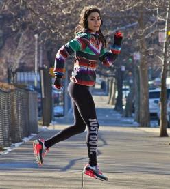 i really gotta start running again.....slacker i am..: Workout Outfit, Running Outfit, Style, Daily Motivation, Fitness Motivation, Photo, Adrianne Ho, Nike