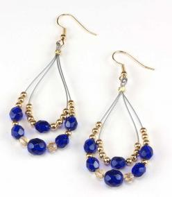 jewelry,jewelry making,fashion jewelry,jewelry 2013,jewelry making ideas #jewelry #making #ideas: Jewelry Making, Royal Bohemian, Jewelry Display, Bohemian Earrings, Earring Idea, Fashion Jewelry, Making Idea