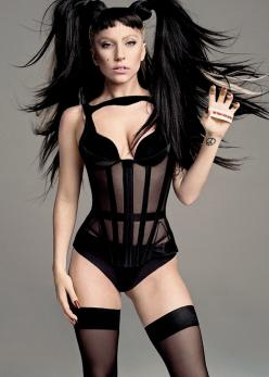 : Lady Gaga, Fancy Things, Hot Lingerie
