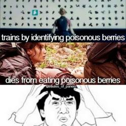 Lol haha funny pics / pictures / Hunger Games Humor / Fox Face / Peeta / Katniss: Games ?, Hunger Games, Book, Thought, Hungergames, Movie, Fandom