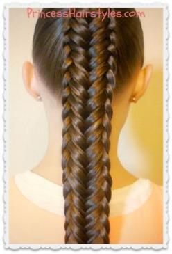 Looks complicated, but its quite easy!! Twisted edge fishtail braid tutorial: Amazing Hair Style, Braids Tutorial, Hair Braid Tutorial, Crazy Braid, Fishtail Braid Tutorial, Fish Tail Braid, Easy Hair Braid