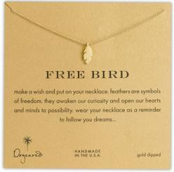 love dogeared necklaces. Want: Idea, Freebird, Bird Necklace, Feather Necklaces, Feathers, Birds
