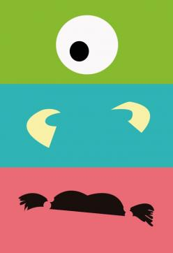 monsters inc: Disney Movies, Disney S Monsters, Monsters Inc Wallpaper, Disney Pixar Monsters, Monsters Movie, Party Ideas, Birthday Party