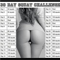 Must do before summer: Picture, Workouts Lean Power, Squats Squatchallenge, Squat Challenge, Fitnessmom Workout, Butt Workouts, 30 Day
