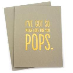 Pops. www.mooreaseal.com: Pops Card, Gift Ideas, Paper Goods, Fathers Day, Gifting Ideas, Card Ideas, Products, Diy Cards