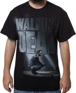 Rick Walking Dead T-Shirt: TV Shows The Walking Dead T-shirt: Rick Walking, The Walking Dead, Tvs, T Shirts, Walkingdead, Tv Shows, Products