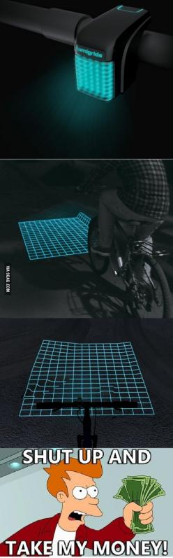 Shut up and take my money: Idea, Shutup, Road