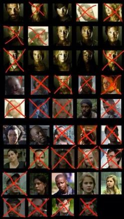 Survivors and deaths on TWD finally an updated one! As of midseason finale for season 4: Zombie, The Walking Dead, Death, Dr. Who, Things, Alive, Thewalkingdead Twd, Eye