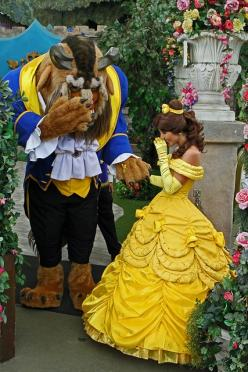 The Beast and Belle sharing a laugh: Time, Beauty Thebeast, Disney Princesses, Dream, Beauty And The Beast, Belle, Photo, Disney Character