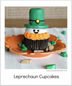 These are so cute. I can't wait to make them next year.  http://www.tonyastaab.com/2012/03/st-patricks-day-cupcakes.html: Cupcakes Stpatricksday, St. Patrick'S Day, Leprechaun Cupcakes, St Patty, St Patricks, St Patrick'S Day