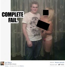 This one time on Facebook, I got tagged when I was drunk...Not really, but these people did and it was awful/funny.: Awful Funny, Funny Things, Drunk Facebook, Facebook Fails, Drunk Not, Crazy Photos, Media Fails, People